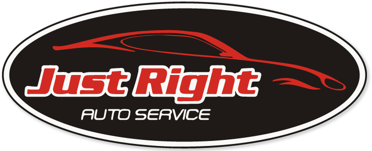 Just Right Auto Collision Logo